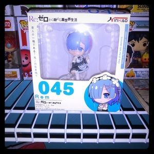 Re Zero Rem figure